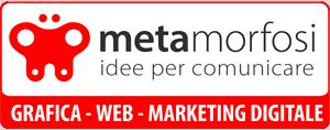 Metamorfosi Imola - Grafica comunicazione web e marketing